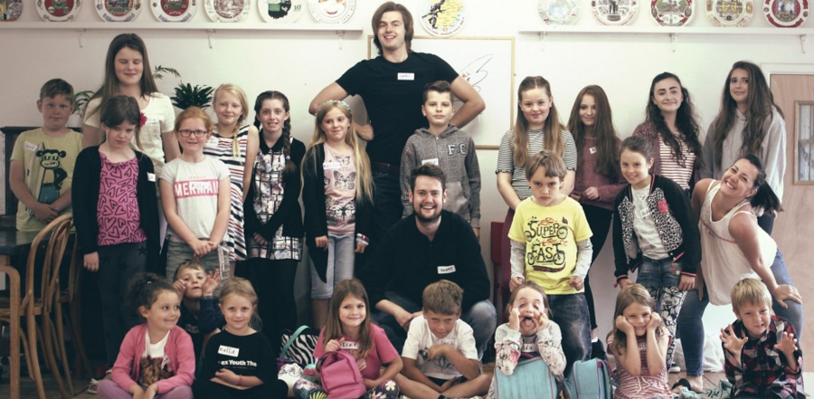 Sussex Youth Theatre - Creative Writing Workshop - August 1st 2016 - Copyright SYT Ltd 2016 - 4
