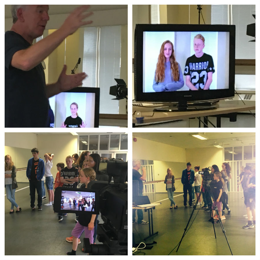 Gallery Images - Sussex Youth Theatre Tv Workshop