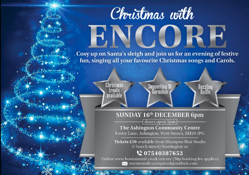 Christmas with Encore