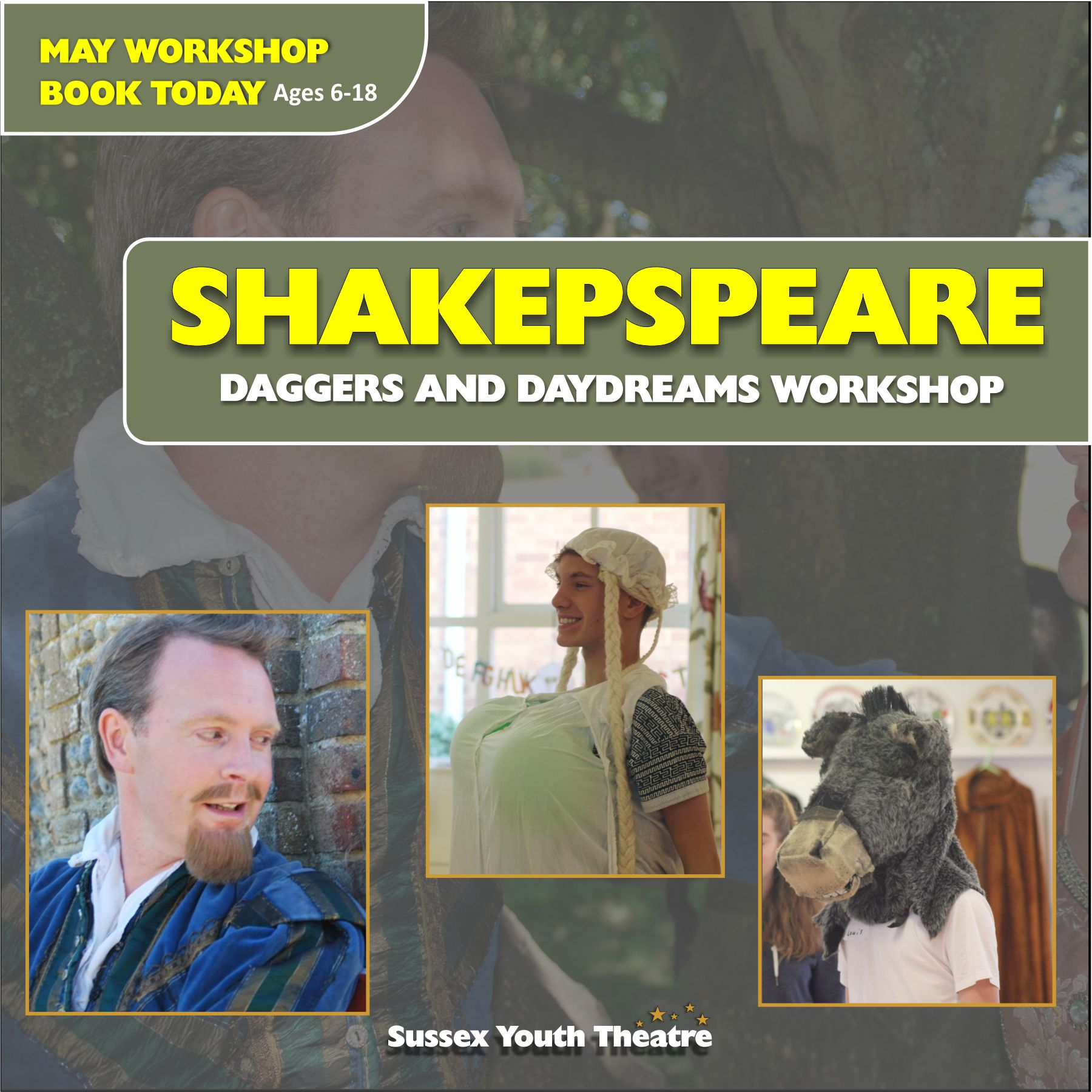 May Shakespeare Workshop 2020 BMOI image