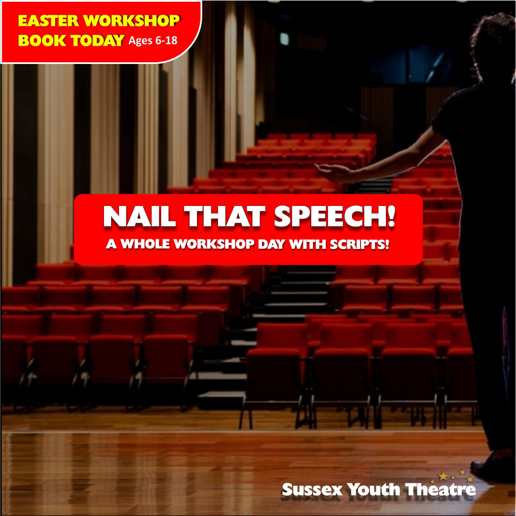 Nail that Speech - BMOI image
